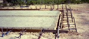Site Preparation for a Concrete Slab